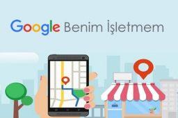 Google Benim İşletmem ( Google Harita )